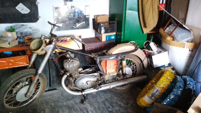 Продаю ИЖ56 под реставрацию