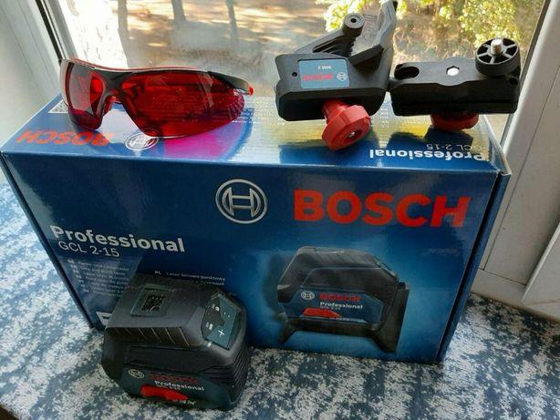 Продам лазерный уровень BOSH gcl 2-15 Professional
