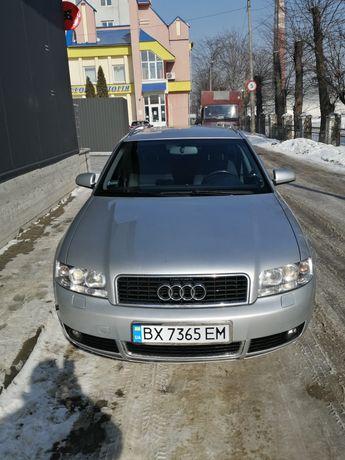 Автомобіль Audi 4 b 6 Купувався для себе в Швеції. Розмитнений