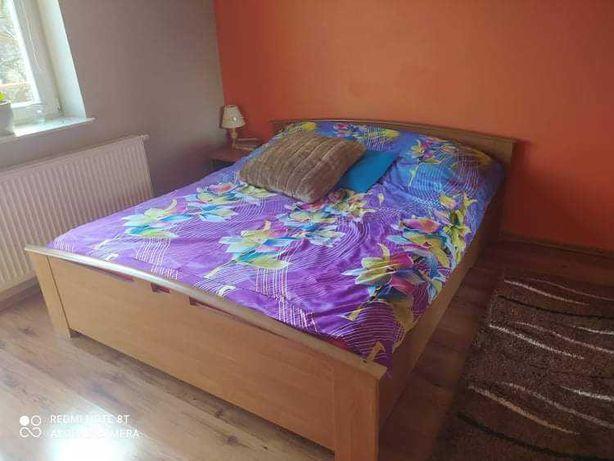Łóżko 160x200, kolor: olcha
