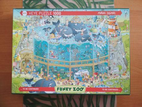 Puzzle Heye 1000 Ocean Habitat