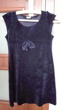 Sukienka rozpoczęcie roku szkolnego dla dziewczynki r. 128