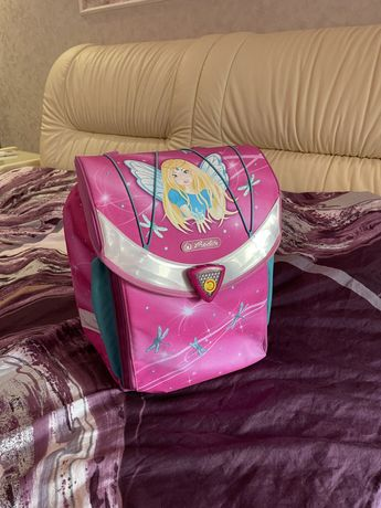 Herlitz рюкзак для девочки
