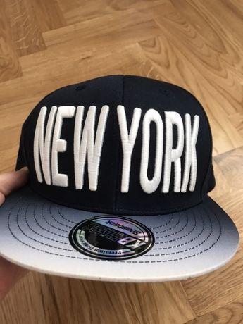 Czapka z daszkiem bejsbolówka KBETHOS New York