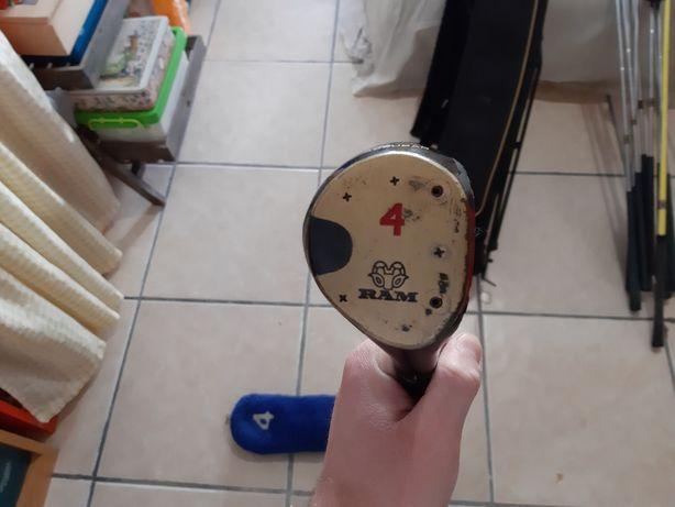 Taco de golfe RAM Accubar 4 Vintage