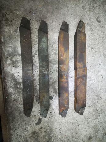 Nowe noże nóż tokarskie widiowe duże masywne 40x40x400mm