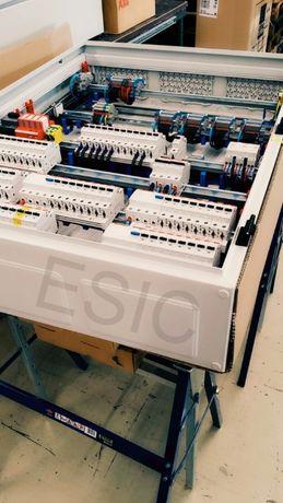Elektryk, Elektronik, wymiana instalacji, automatyka bram wjazdowych