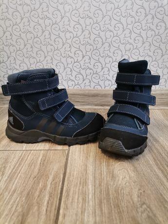 Śniegowce adidas primaloft buty na zime