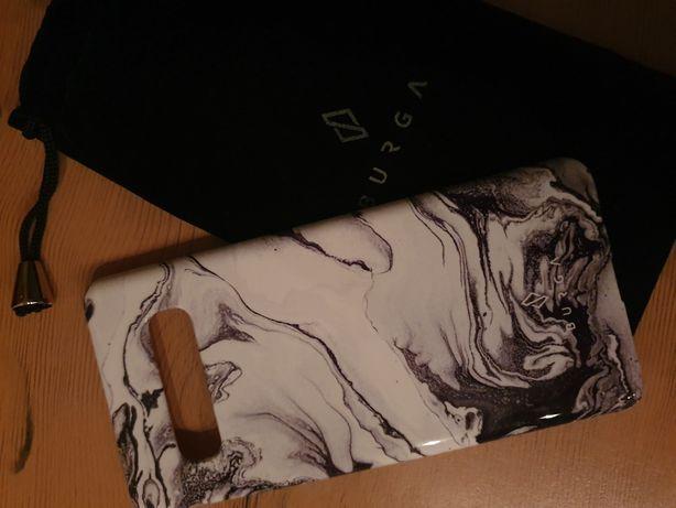 Чехол на Samsung s10 plus burga белый