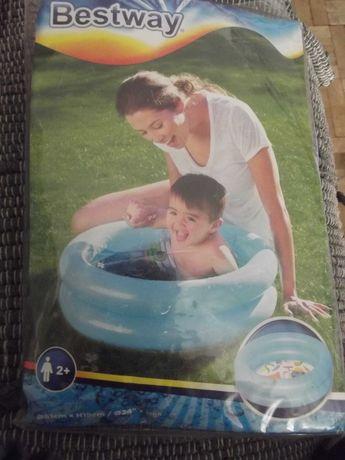 Basen basenik dla małych dzieci 2 +  61 cm Bestway