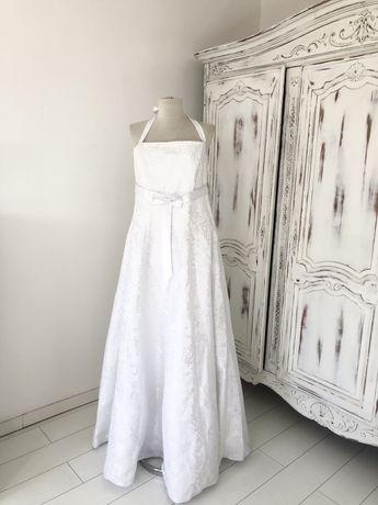 Suknia slubna nowa po zamknieciu salonu
