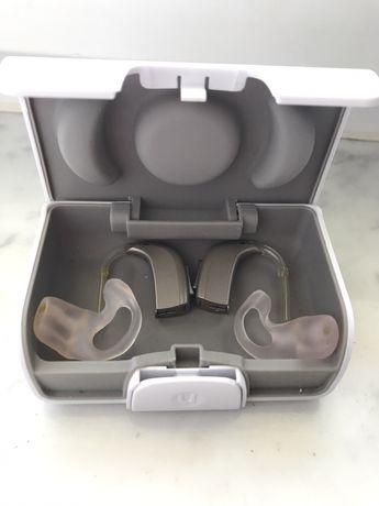 Aparat słuchowy GEERS Novasense Geneve P +baterie