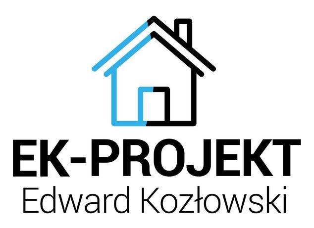 Biuro Projektowe Usługi-Adaptacje domów jedn,przyłącza wod-kan,gaz,WLZ