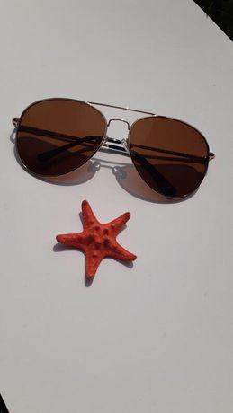 Очки солнцезащитные авиаторы casta