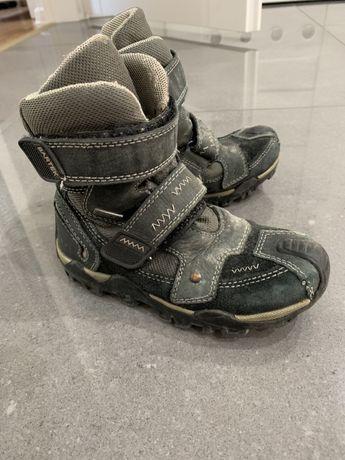 Buty zimowe dla chlopca 28