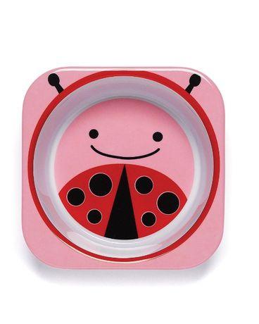 Тарелка детская тарелочка Skip Hop для малышей, оригинал США