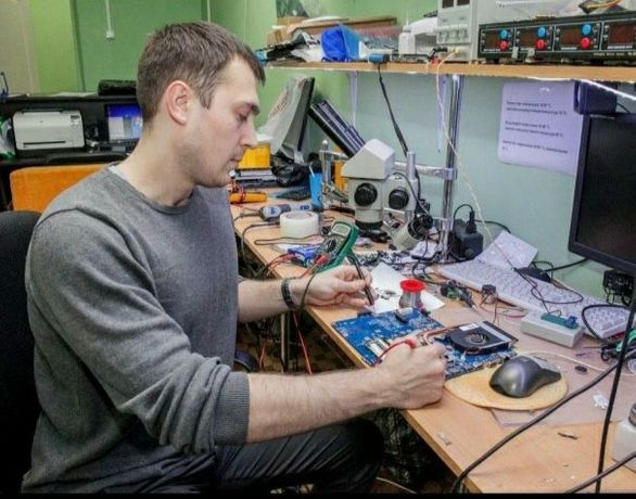 Ремонт компьютеров и ноутбуков. Настройка Smаrt-ТV