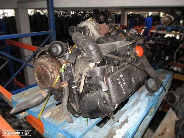 Motor para Citroen C3 1.4 hdi 8HX siemens