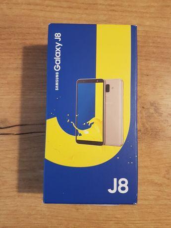 Samsung Galaxy j8 32gb lawendowy