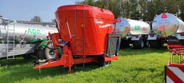 Wóz paszowy EUROMIX 1070 KUHN  10m3