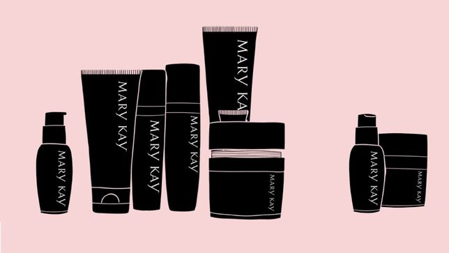 Mary Kay - kosmetyki do pielęgnacji twarzy w cenie dla Konsultantek