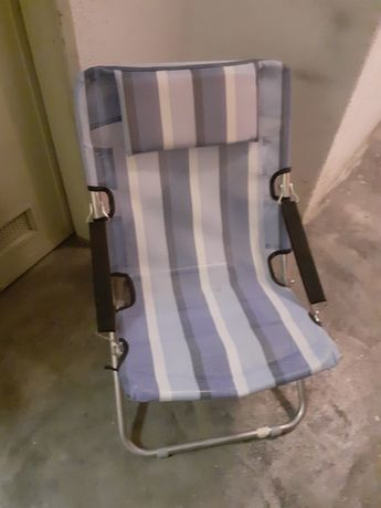 Cadeira jardim/praia