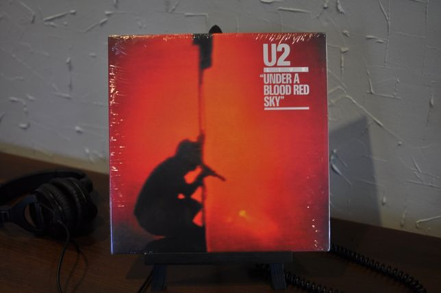 "U2 – Live ""Under A Blood Red Sky"" / Winyl Rock"