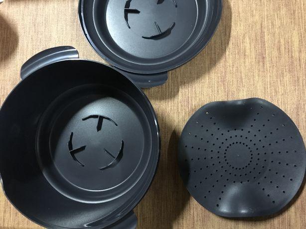Panela Tupperware para Microondas - Nova