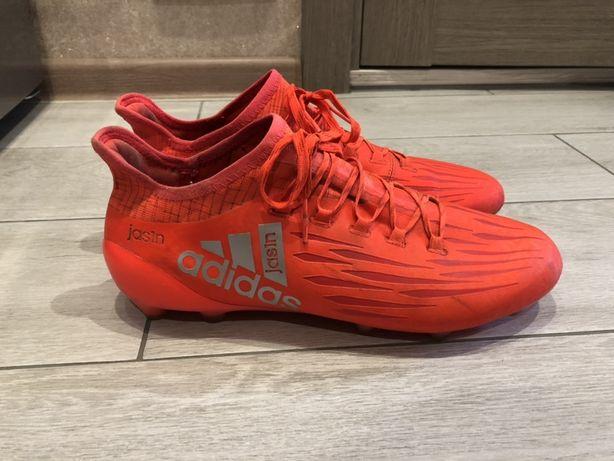 Футбольные бутсы adidas X16 original