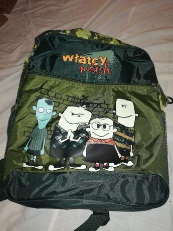 """plecak dzieciecy,, Włatcy móch"""""""