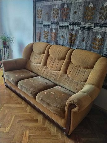 Duża sofa, kanapa w bardzo dobrym stanie