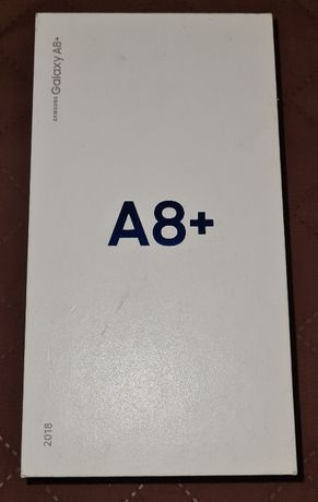 Samsung Galaxy A8+ 2018 A730F 4/32Gb Black
