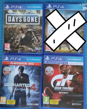 9 дисков за 2000грн!!! PS4, PS5 Игры