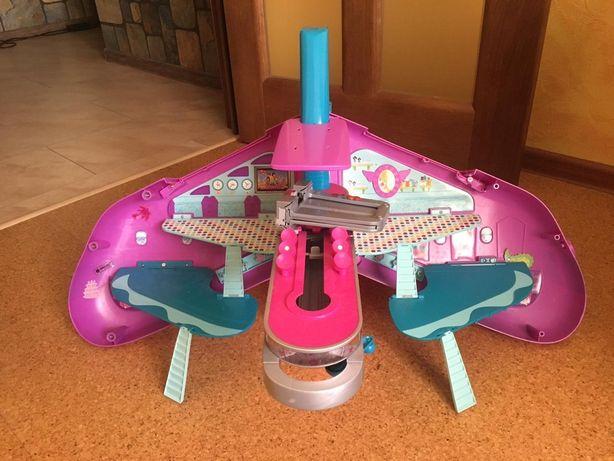 Самолет для девочек Mattel polly
