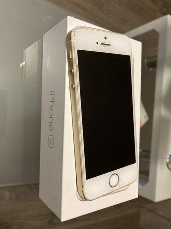Iphone SE Gold 32GB sprawny