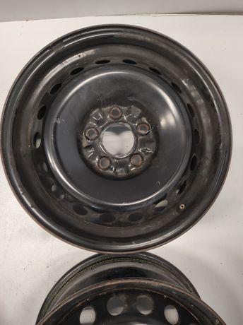 324 Felgi stalowe RENAULT R 16 5x114,3 otwór 66 mm