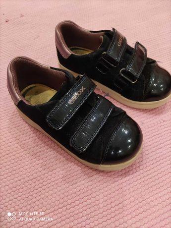Sapato azul Geox