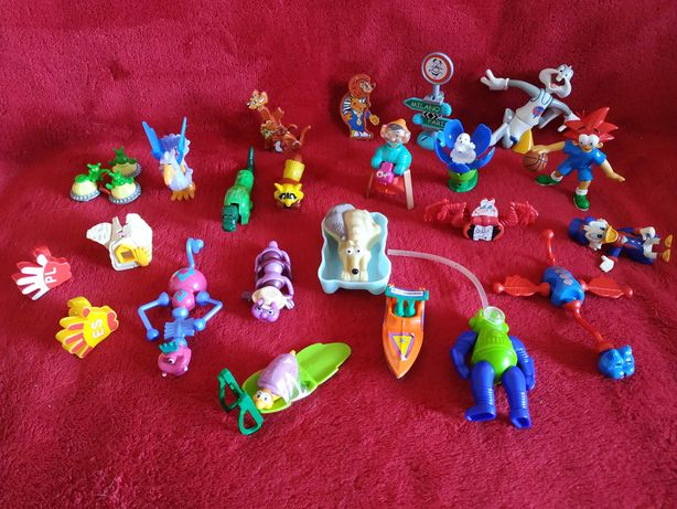 Brinquedos para criança: ovos kinder