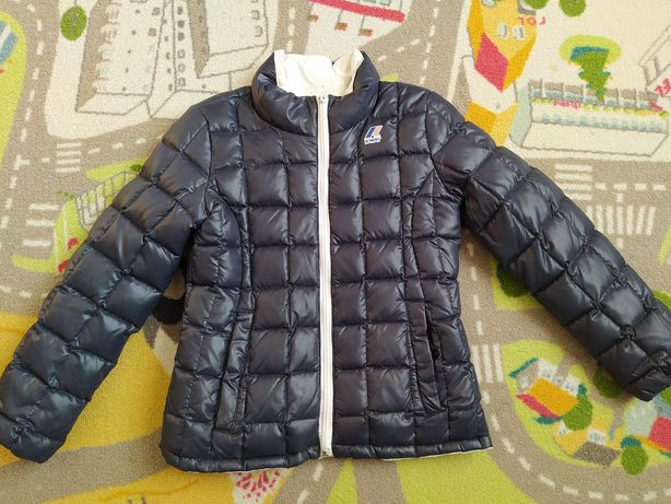 Куртка мальчик двохсторонная(116 рост)