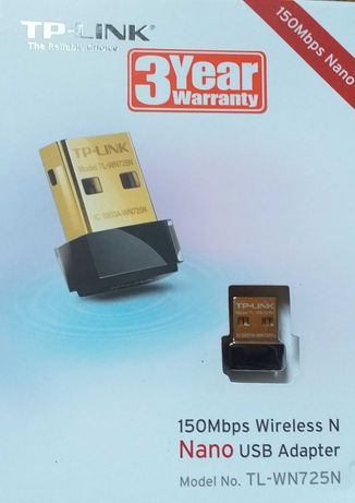 Wireless mini USB Adapter
