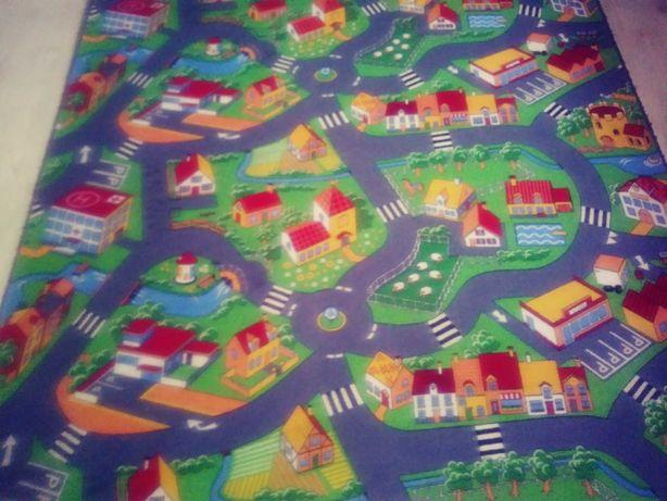 Wykładzina, dywan dla dziecka 2x2