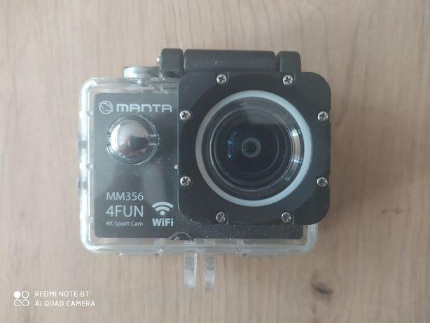 Kamera typu gopro manta MM356 4K