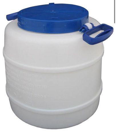 Бак пищевой 50 литров