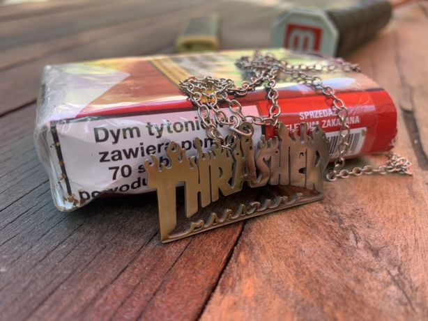 Thrasher custom chain