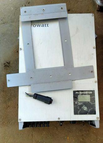 Inwerter falownik solarny fotowoltaiczny Growatt 20000UE 20 kW 2 MPPT