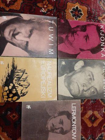 Poezja: seria Biblioteka poetów