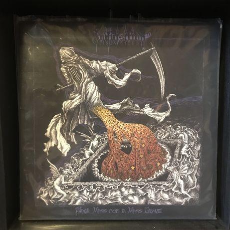 Продам винил  Inquisition-Black Mass For A Mass Grave 2LP