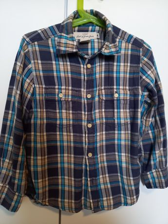 Koszula chłopięca 116cm