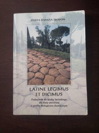 Latine legimus et dicimus