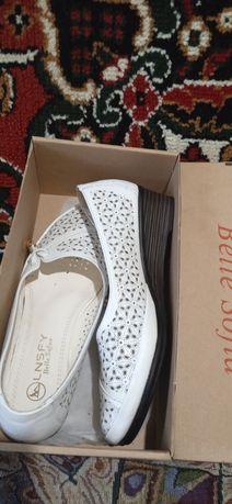 Мягкнькие  туфли женские